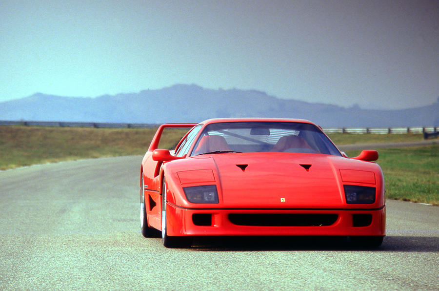 Ferrari F40 19871992 Review 2018  Autocar
