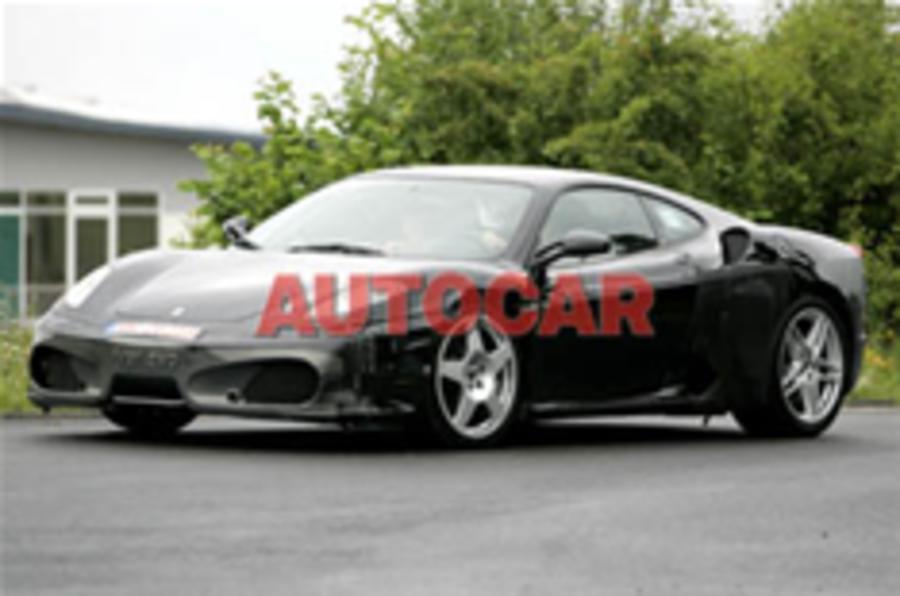 Spied: Ferrari's hardcore F430 CS