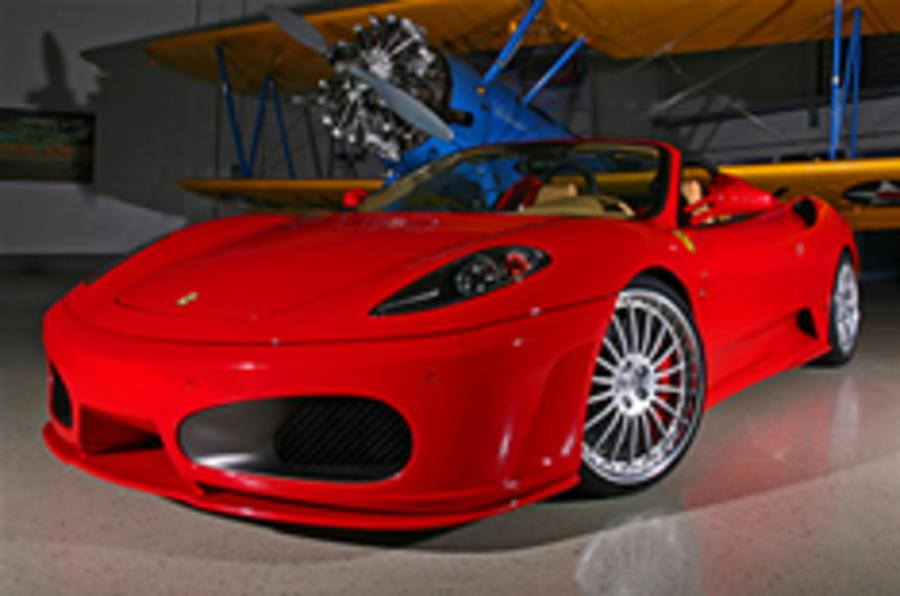 Tuned Ferrari F430 revealed