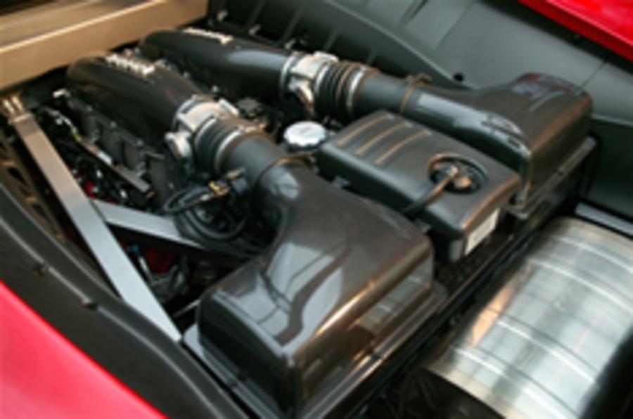 Ferrari special: new engine revolution
