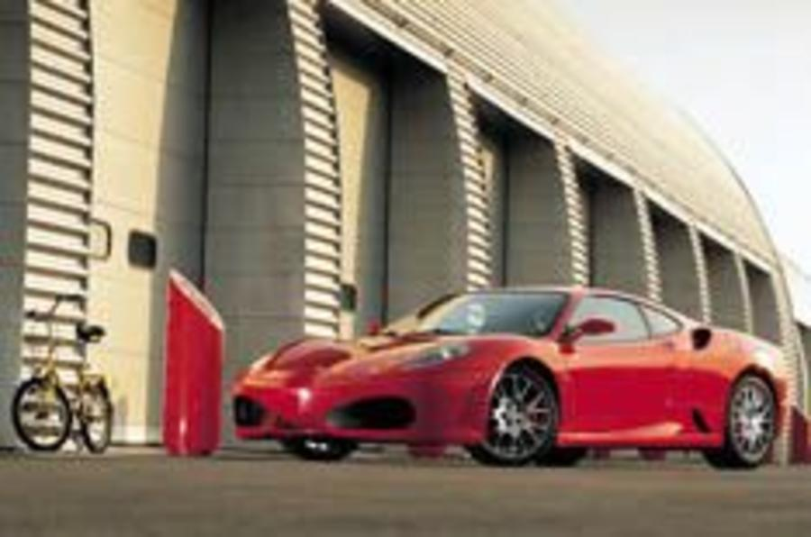 Autocar drives 'best Ferrari ever'