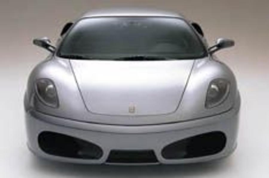 Ferrari's more 'Modena' F430 laid bare