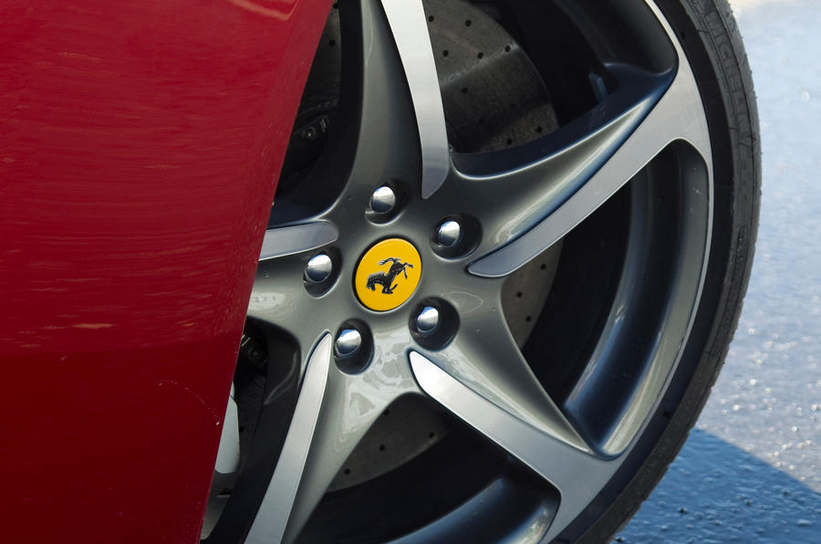 Ferrari FF alloy wheels