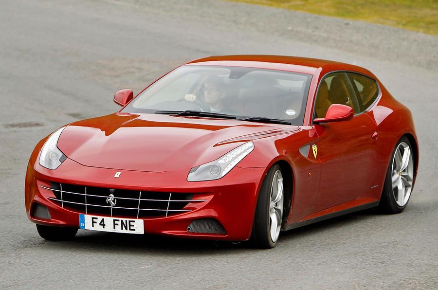 Genial Ferrari FF ...