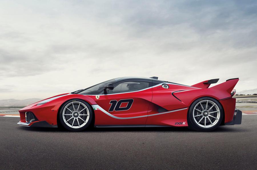 2015 ferrari laferrari fxx k - engine, price and video | autocar