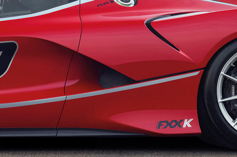 2015 Ferrari LaFerrari FXX K - engine, price and video | Autocar