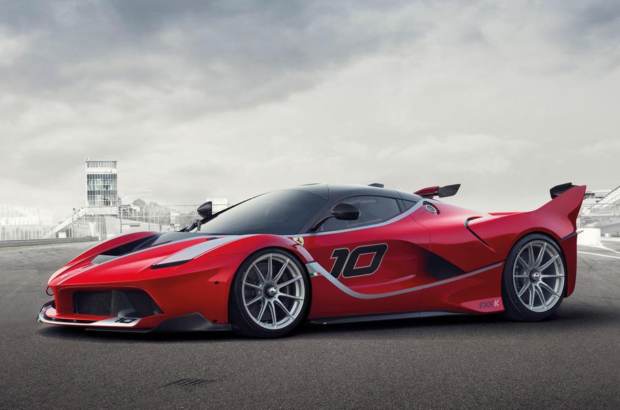 Inside Ferrari's XX programme - picture special