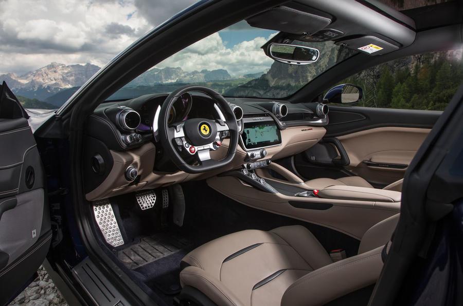 Ferrari Gtc4 Lusso Review 2018 Autocar