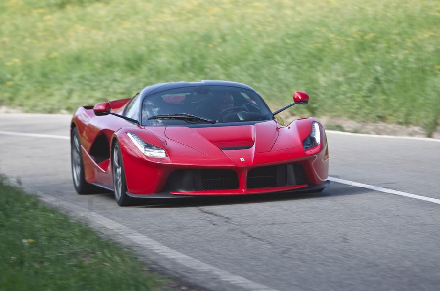 Ferrari LaFerrari hypercar