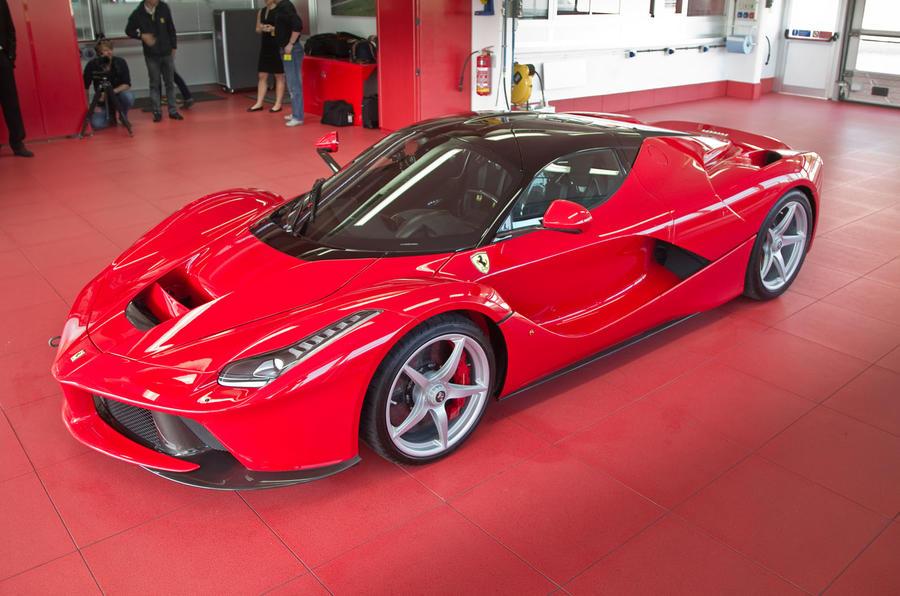 5 star Ferrari LaFerrari