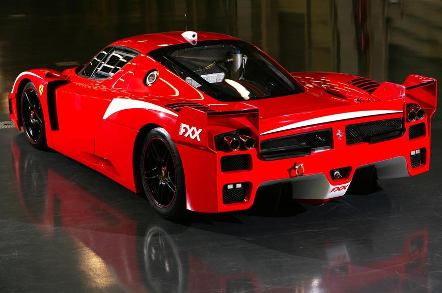 The cars of Ferrari\u0027s XX programme