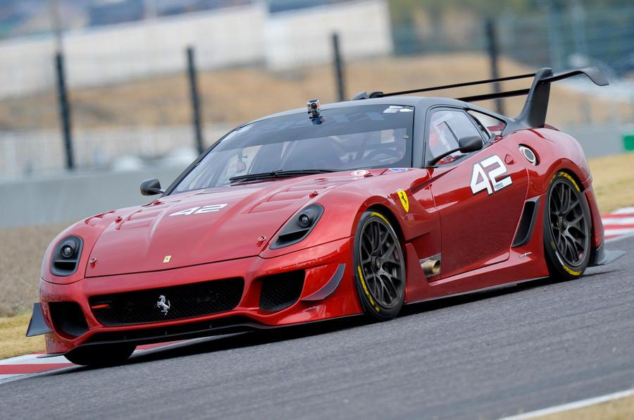 The Cars Of Ferrari S Xx Programme Autocar