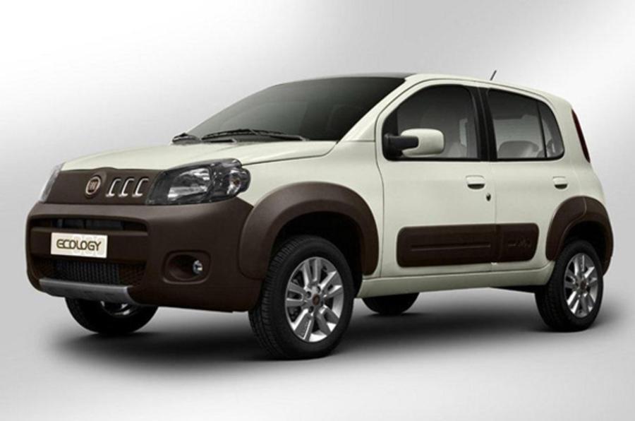 Fiat's new Uno eco concept