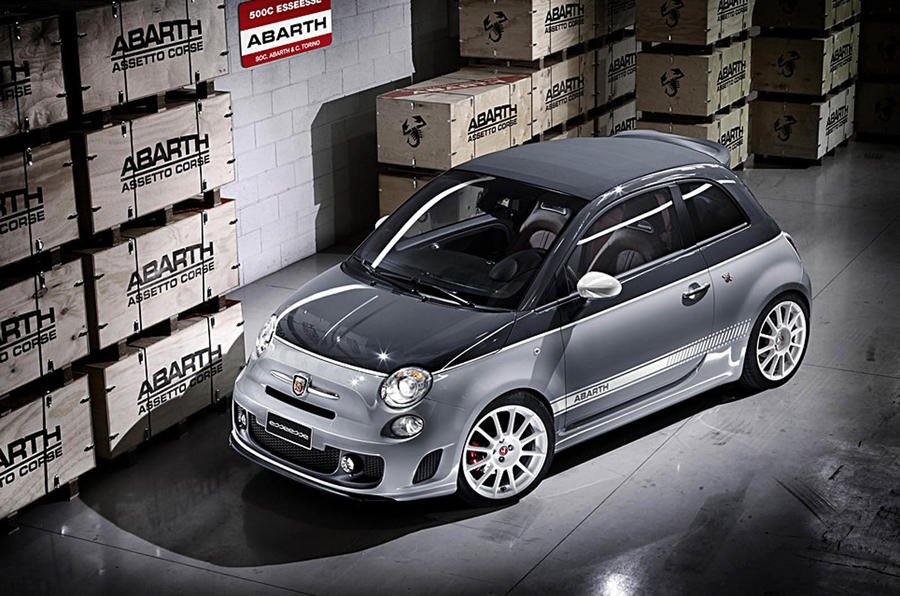 paris motor show 2010 abarth 500c punto esseesse autocar. Black Bedroom Furniture Sets. Home Design Ideas