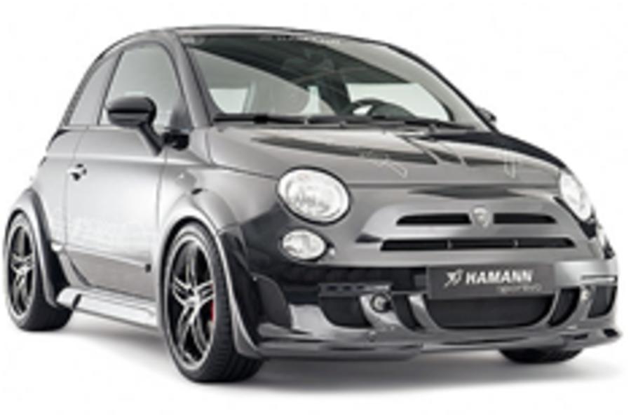261bhp Fiat 500