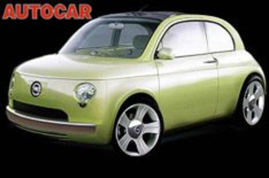The Fiat 500 is back