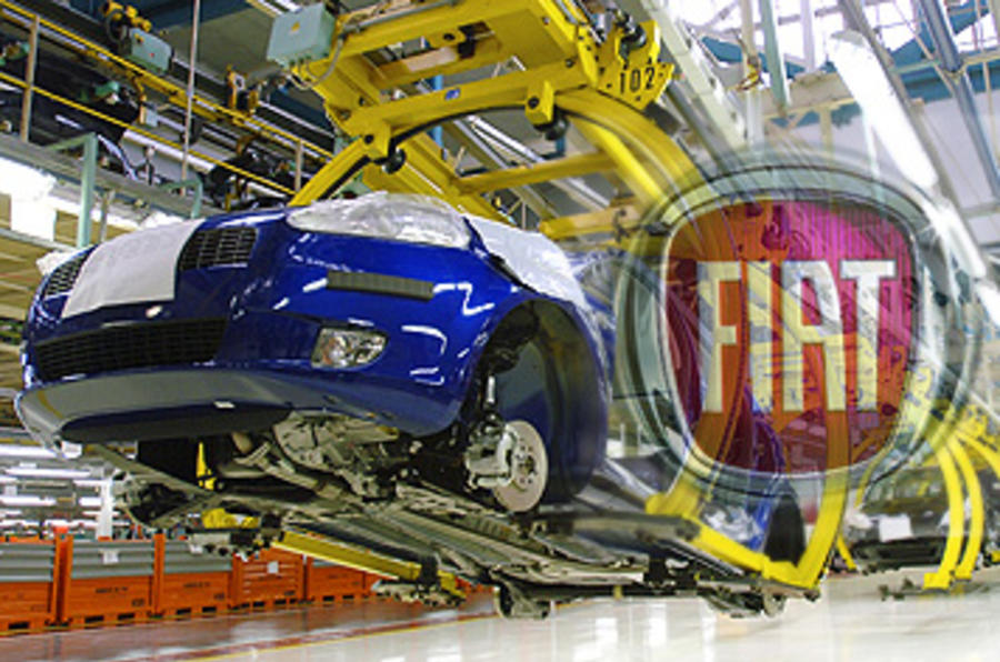 Fiat workers strike over closure