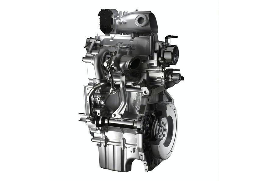 Geneva Motor Show 2010 Fiat Reveals 2cyl Twin Air Engine