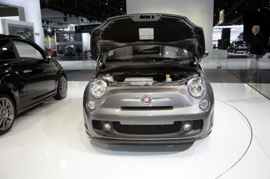 Evaluating the chrysler fiat auto alliance in 2012