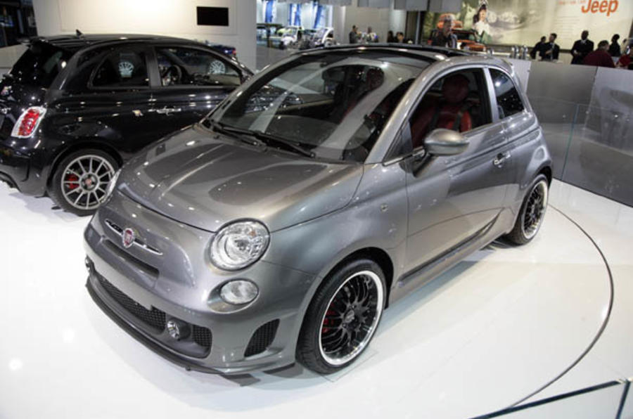 Lithium Ion Car Battery >> Electric Fiat 500 on sale 2012 | Autocar