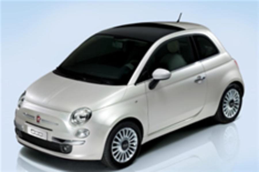 Watch out Mini - it's the new Fiat 500