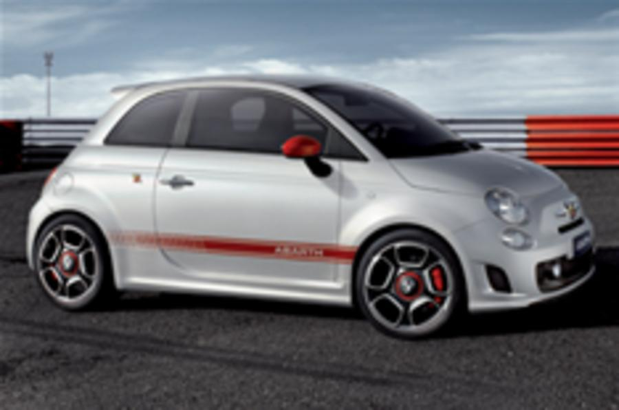 Fiat announces 500 Abarth