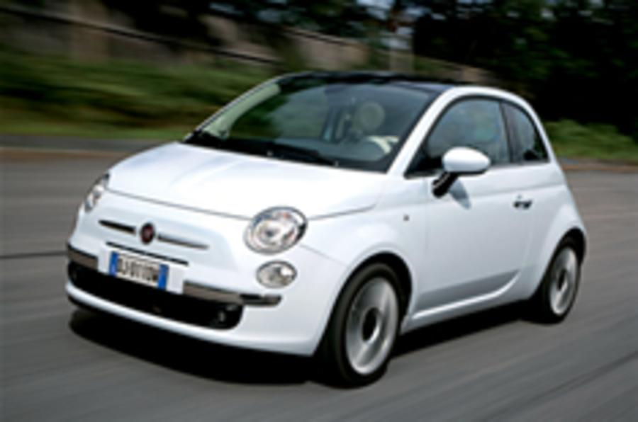 Fiat 500 goes live in London