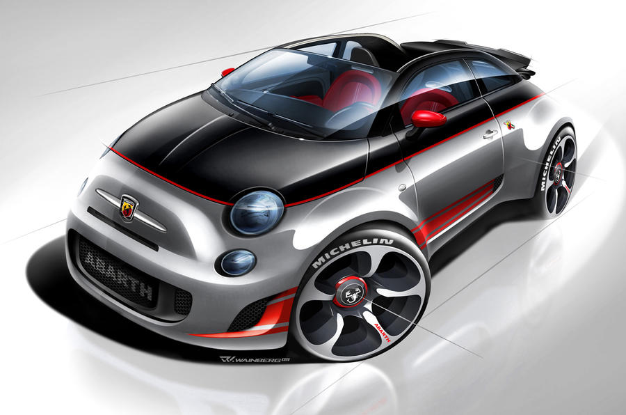 Abarth to do Fiat 500 speedster