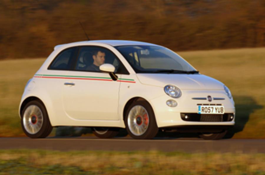 Fiat's 80g/km baby hybrid