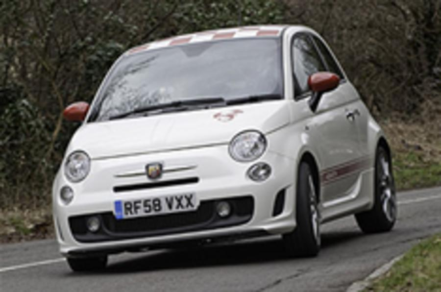 Fiat confirms four US 500 models