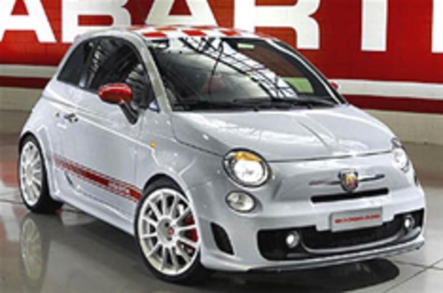 fiat 500 abarth esseesse autocar. Black Bedroom Furniture Sets. Home Design Ideas