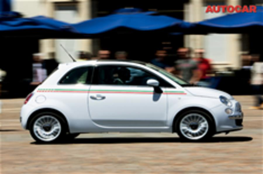 Fiat 500: they can't build enough of 'em