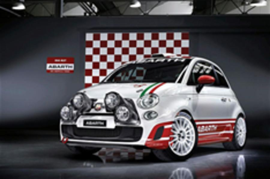 More details: racing 500 Abarth