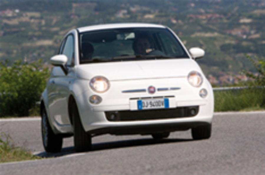 Fiat 500 station wagon and SUV planned