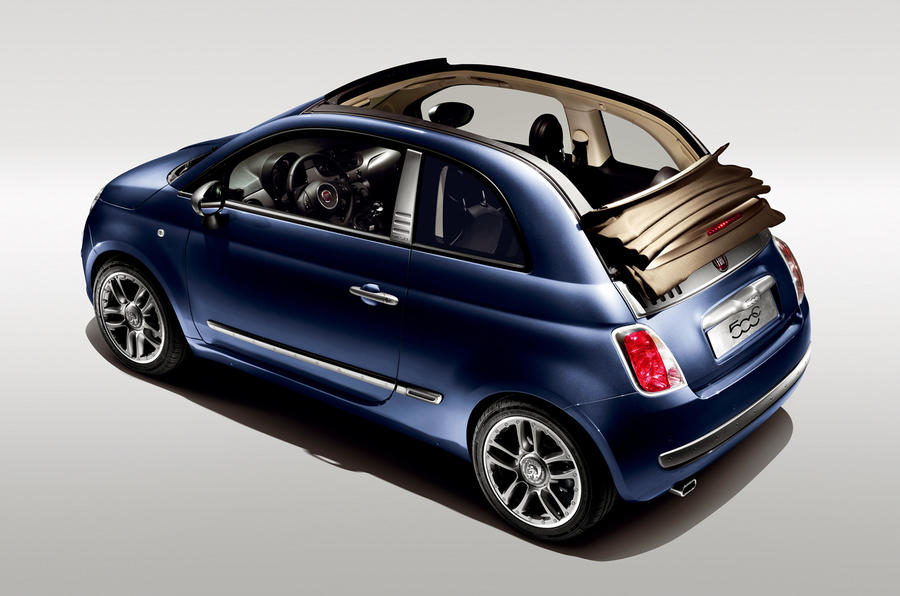 new fiat 500 special launched autocar. Black Bedroom Furniture Sets. Home Design Ideas
