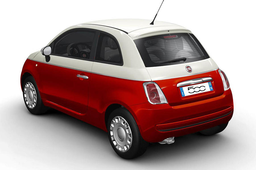 Fiat's latest 500 special