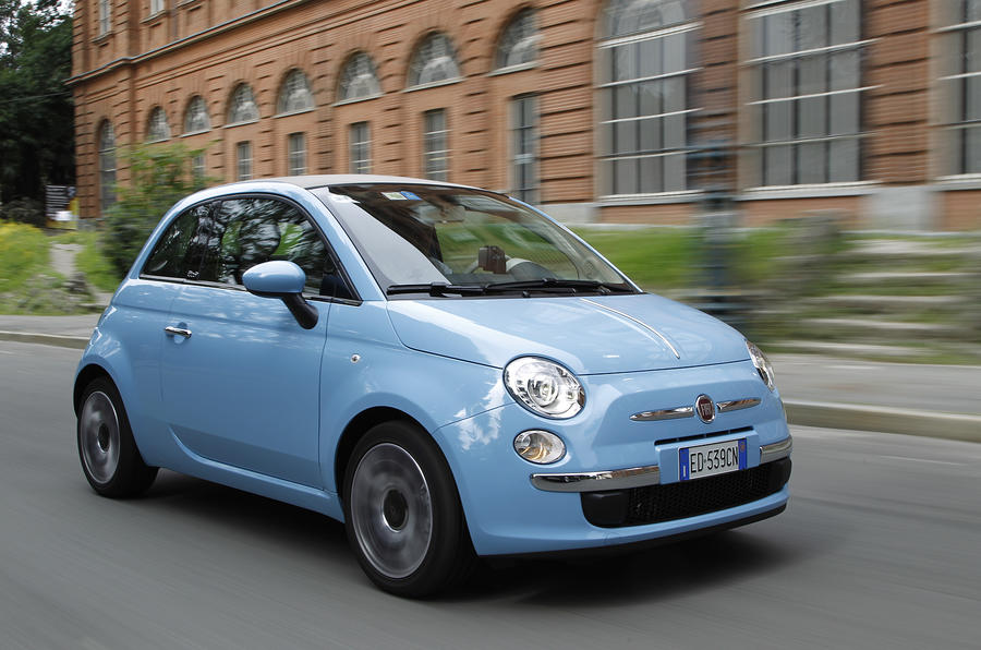 Fiat 500's iconic shape to remain