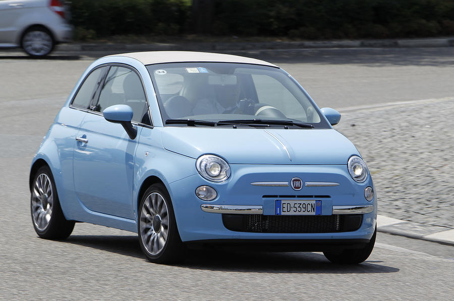 Fiat back in the US after 27 years