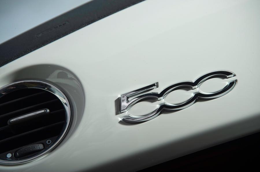 Fiat 500 decals