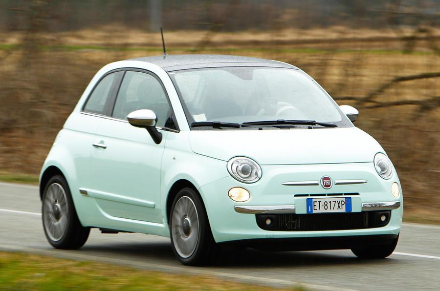 £15,000 Fiat 500 Cult TwinAir 105