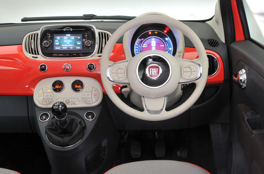Gps Fiat 500 A Cutting Edge Navigation System Plonsracing