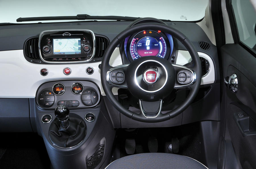 Fiat 500 Mpg >> Fiat 500C Review (2016) | Autocar