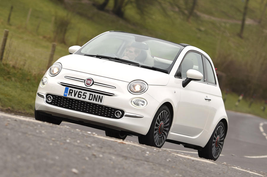 fiat 500c review 2017 autocar. Black Bedroom Furniture Sets. Home Design Ideas