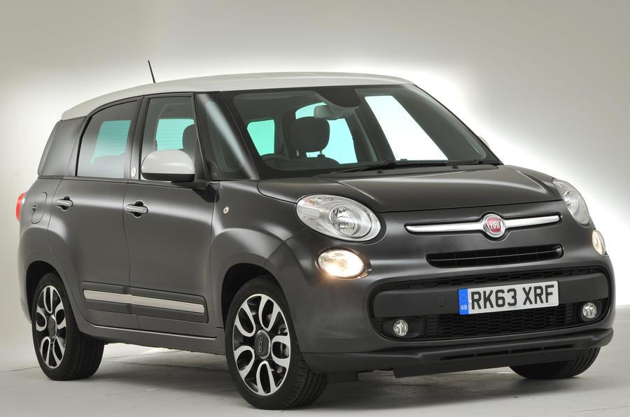 3.5 star Fiat 500L