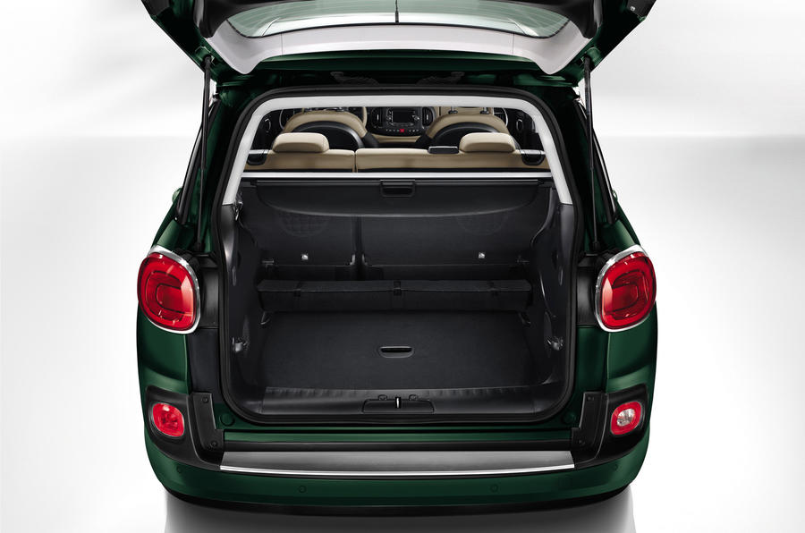 fiat 500l mpw first drive. Black Bedroom Furniture Sets. Home Design Ideas
