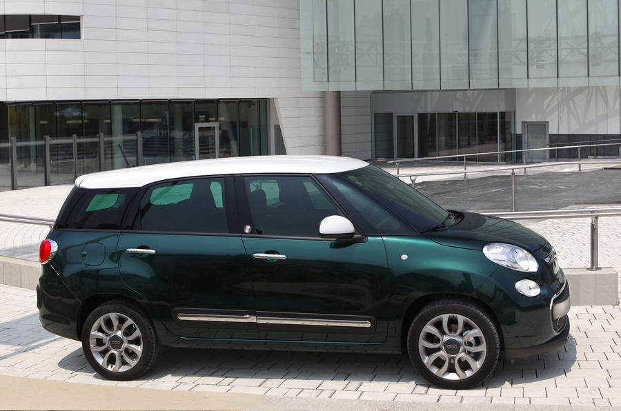Fiat 500L MPW first drive review