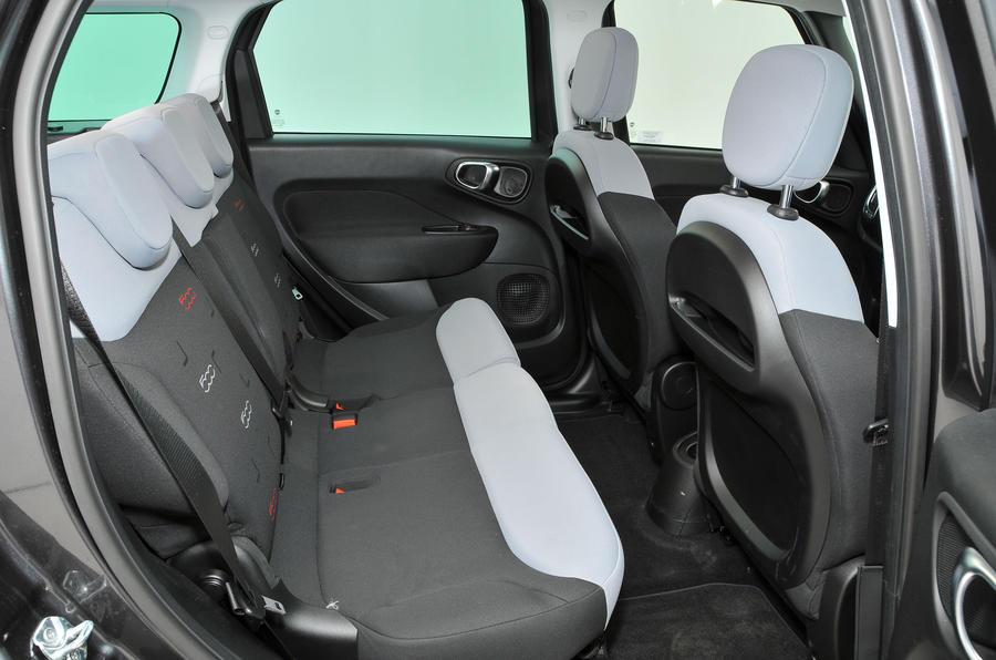 Fiat L Rear Seats