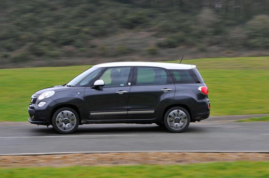 Fiat 500l Review 2017 Autocar