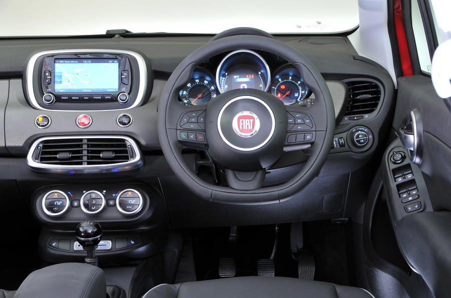 Fiat 500x pop star review