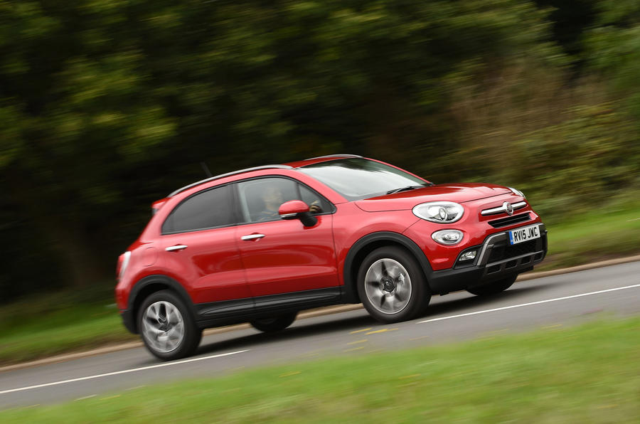 fiat 500x review 2019 autocar. Black Bedroom Furniture Sets. Home Design Ideas